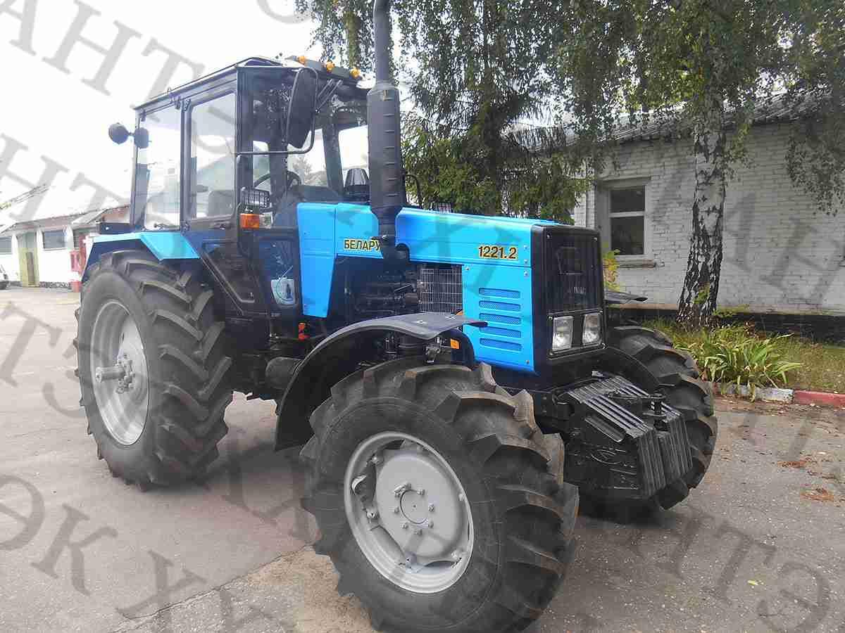 Трактор МТЗ 892.2 - industrialmachine.ru