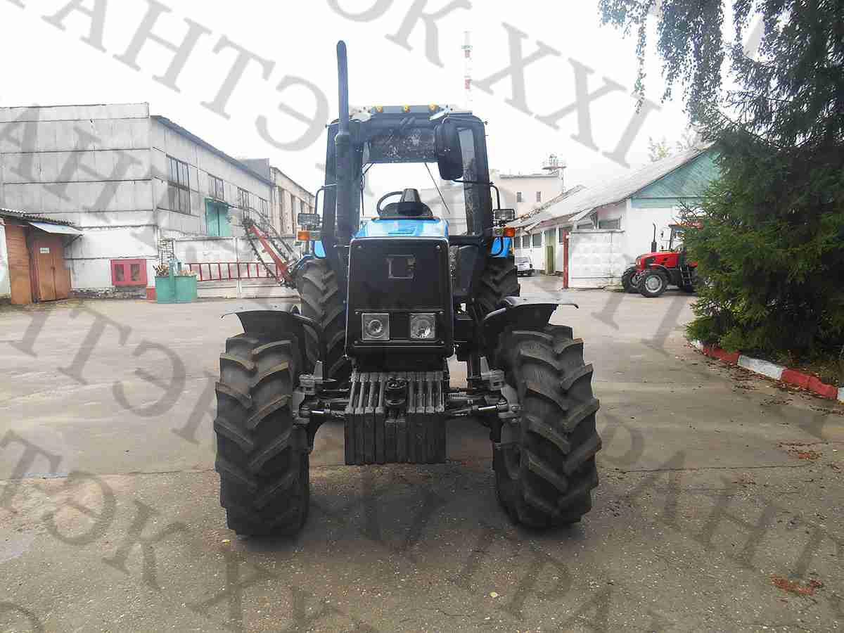 Трактора МТЗ «Беларус» 920.2: надежная и экономичная.
