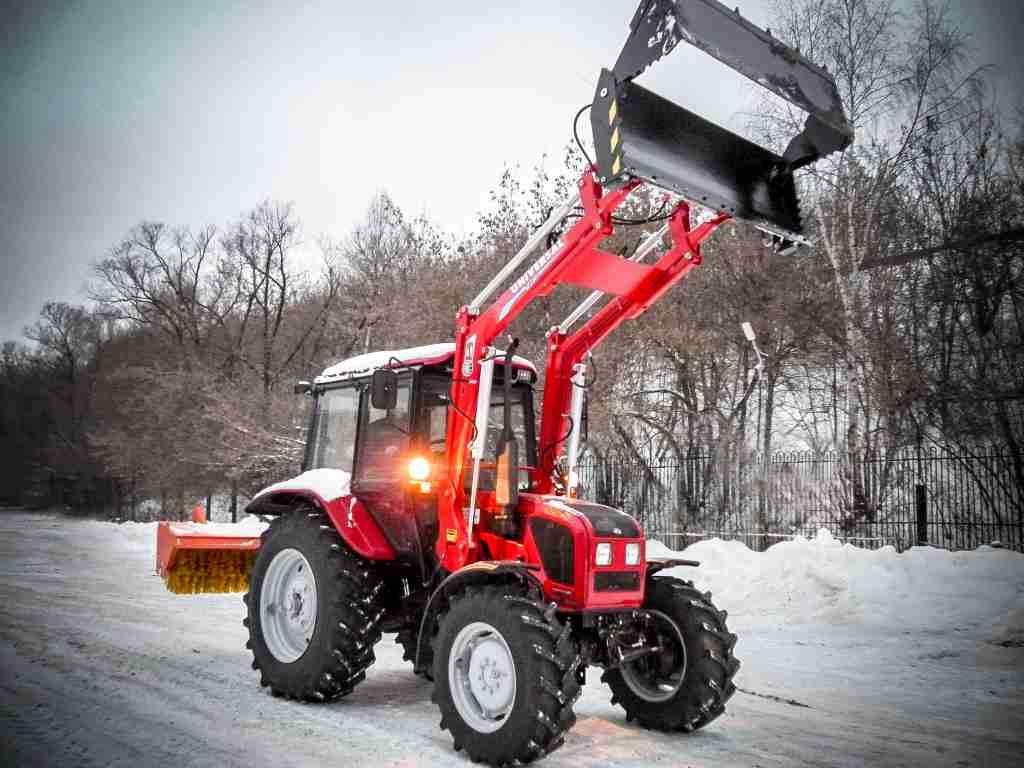 Технические характеристики трактора МТЗ-820 (Беларусь-820.